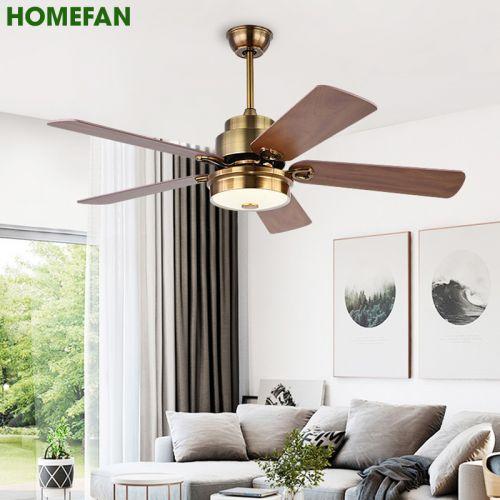 Quạt trần trang trí HomeFan HL-Fan805