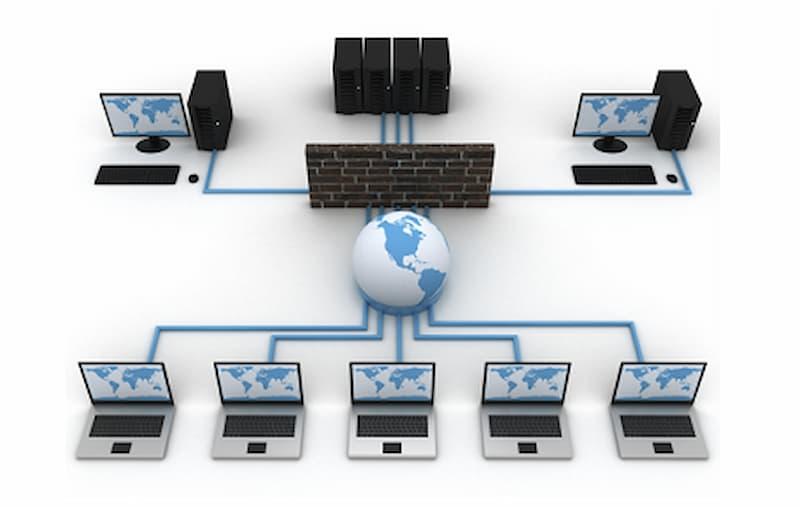 Hệ thống mạng lan nội bộ